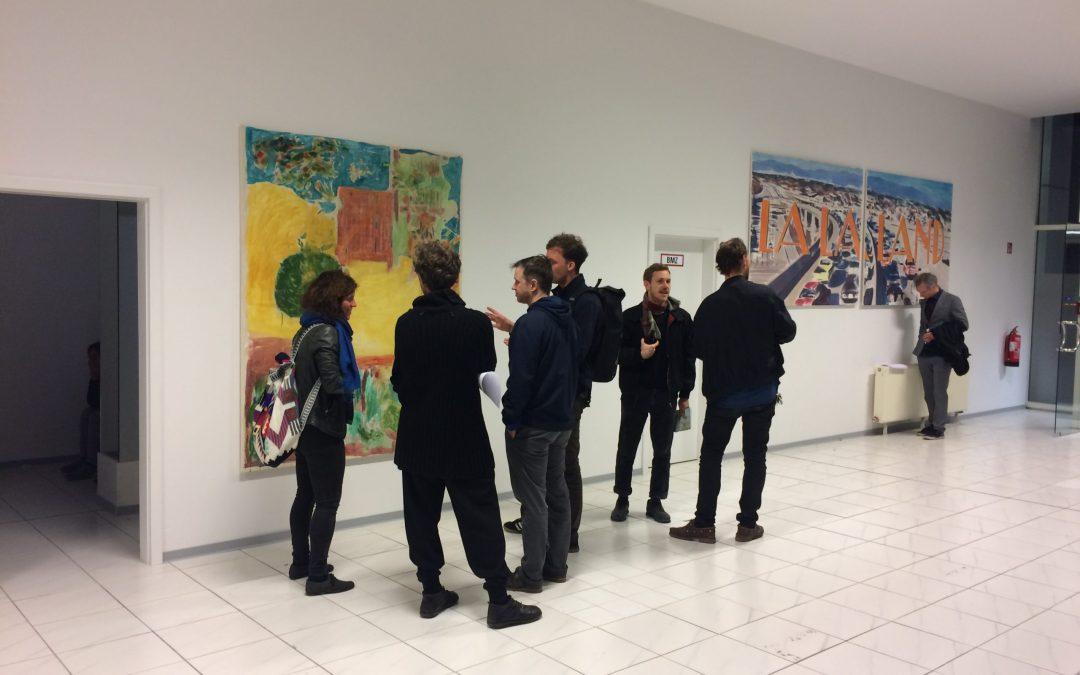 Was tut sich im Kunst- und Kreativzentrum in der Lindenthaler Straße?