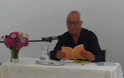 Peter Gosse las auf Einladung des Bürgervereins