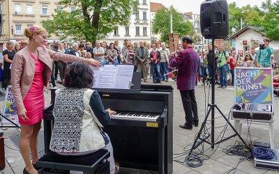 Nacht der Kunst 2020: Kultureller Höhepunkt im Leipziger Norden