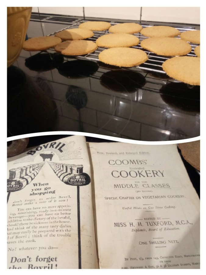 Coombs Unrivelled Cookery for the Middle Classes