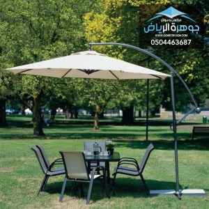 تركيب مظلات حدائق