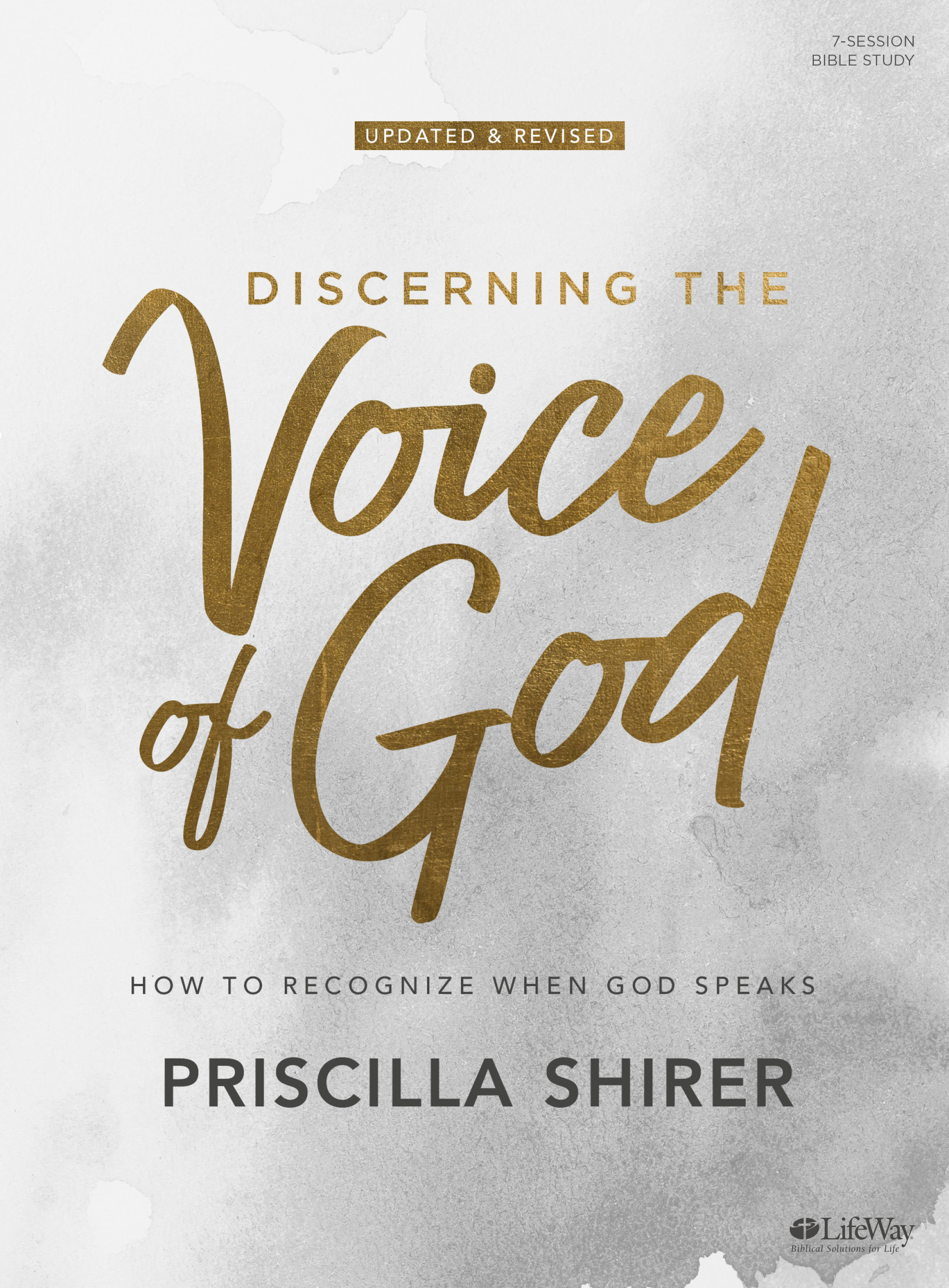 Discerning The Voice Of God Workbook Revised Ed