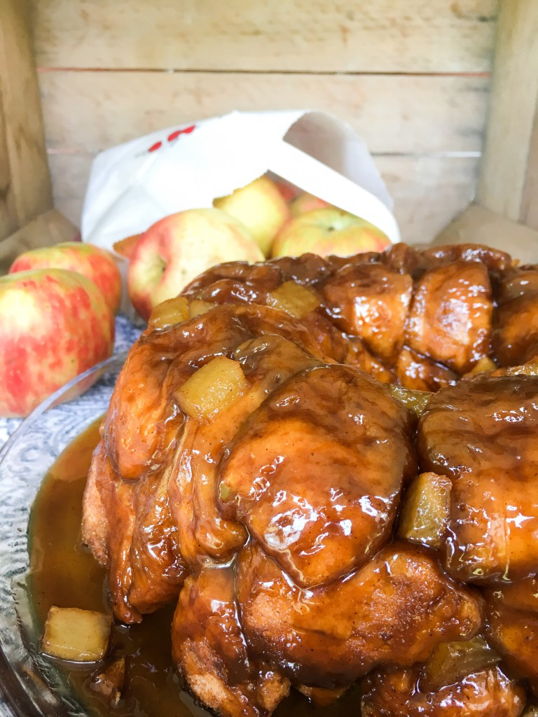 Apple Spice Monkey Bread