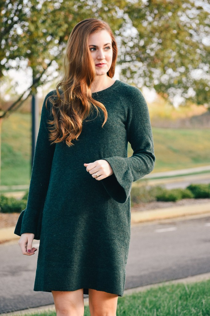 The Softest Sweater Dress