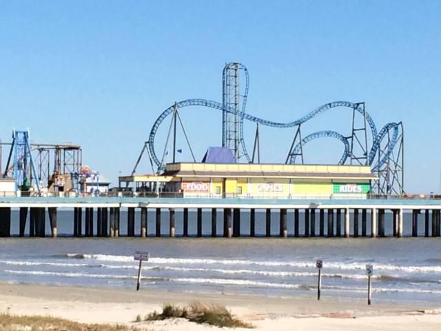 Galveston Pier 21