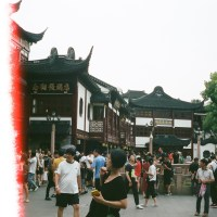 Wandering Shanghai's Old City
