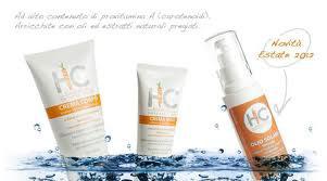 HC Natural Care cosmetici naturali prodotti