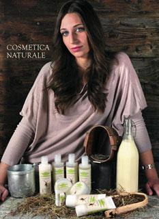 Montagna Pura i cosmetici naturali dell' Agriturismo Ferdy