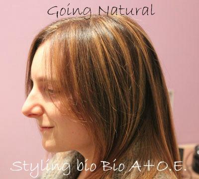 trattamento bio professionale capelli BIO A+O.E.