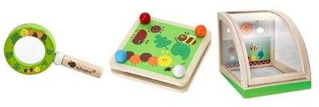 Giochi ecologici Imaginarium