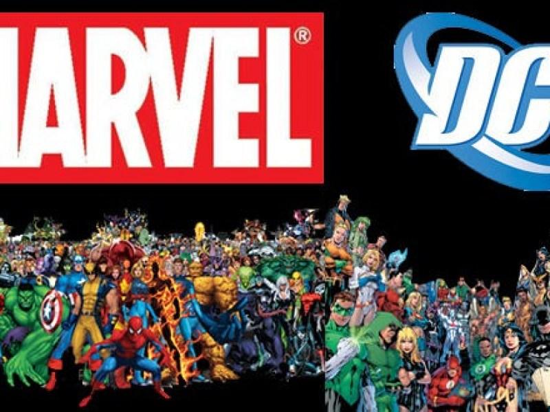 Marvel vs DC TV Universe