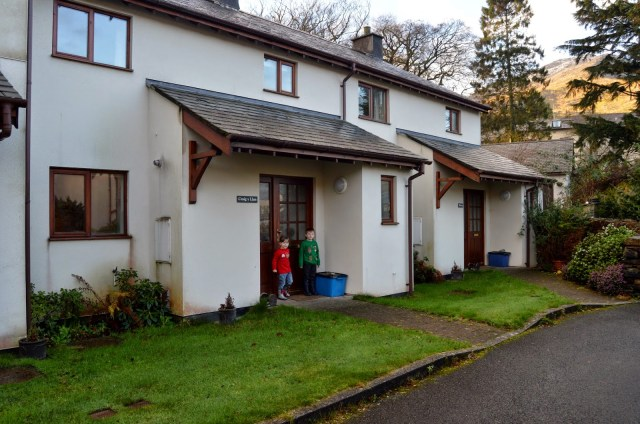 Coed Gelert Holiday Cottages - outside