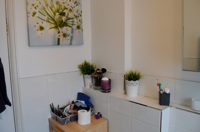Clean bathroom thanks to Fantastic Services