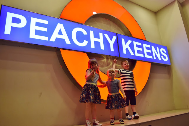 Peachy Keens at The Printworks