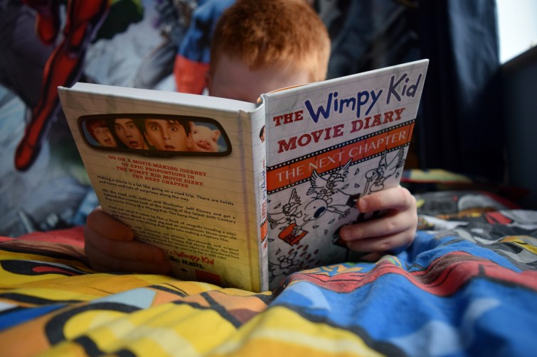 New Diary of a Wimpy Kid - Puffin Summer Reading Campaign #startastory