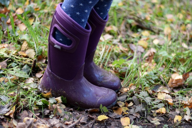 BOGS° Boots - North Hampton Kid's - purple