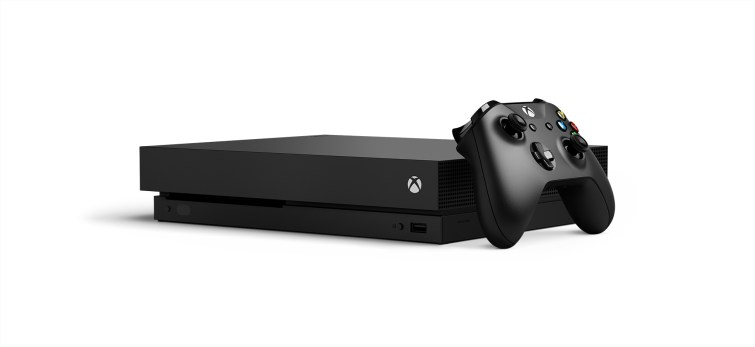 Xbox One X Console Controller