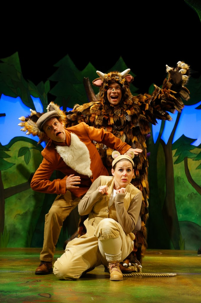 The Gruffalo at The Lowry