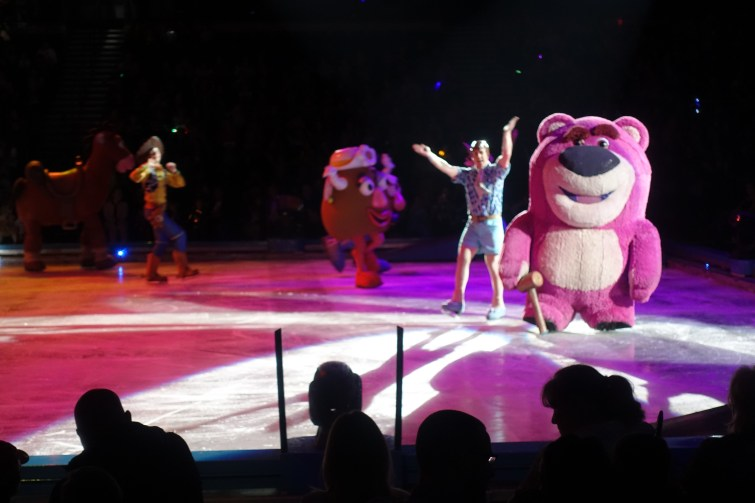 Lotso, Toy Story Disney on Ice