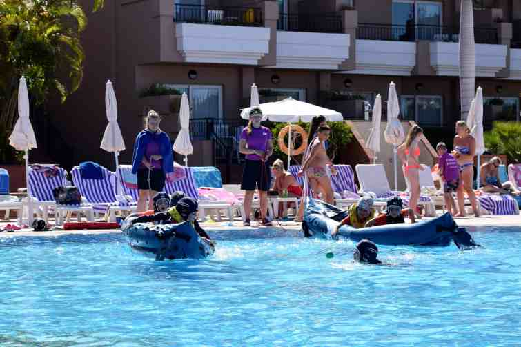 Holiday Village Tenerife kids's clubs