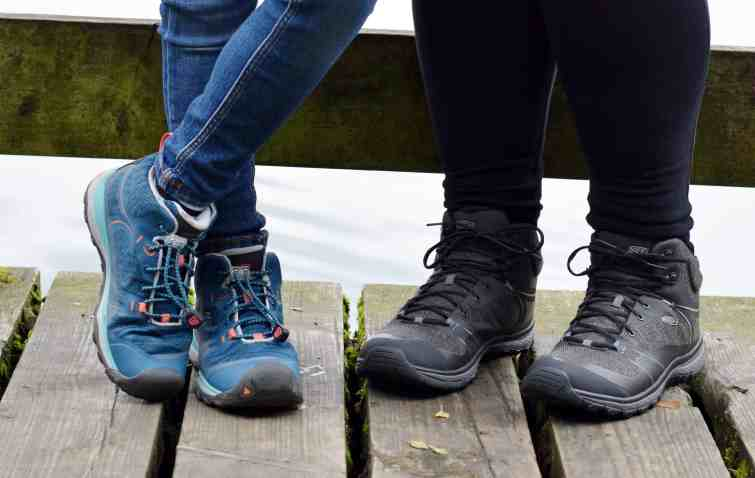 Mother and Daughter Terradora boots from Keen Footwear | We're going on an adventure