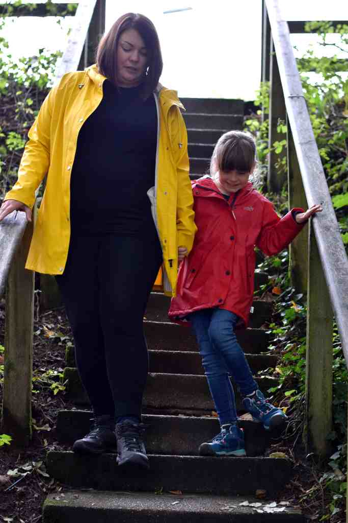 Mother and daughter walking boots from Keen Footwear | We're going on an adventure