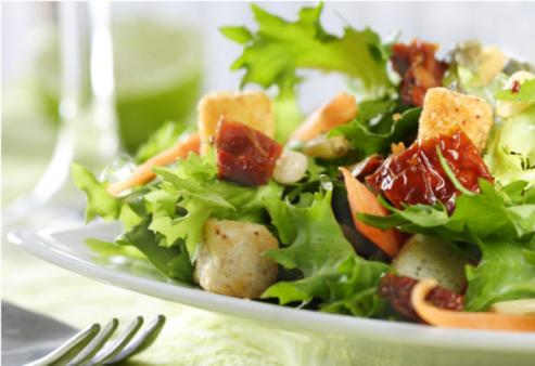 Mancare vegetariana in Bucuresti