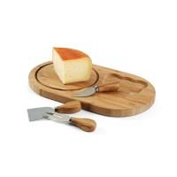 Tabla de madera para quesos