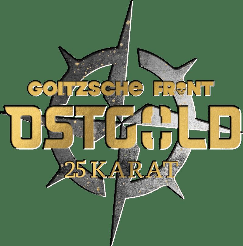 Ostgold 25 Karat