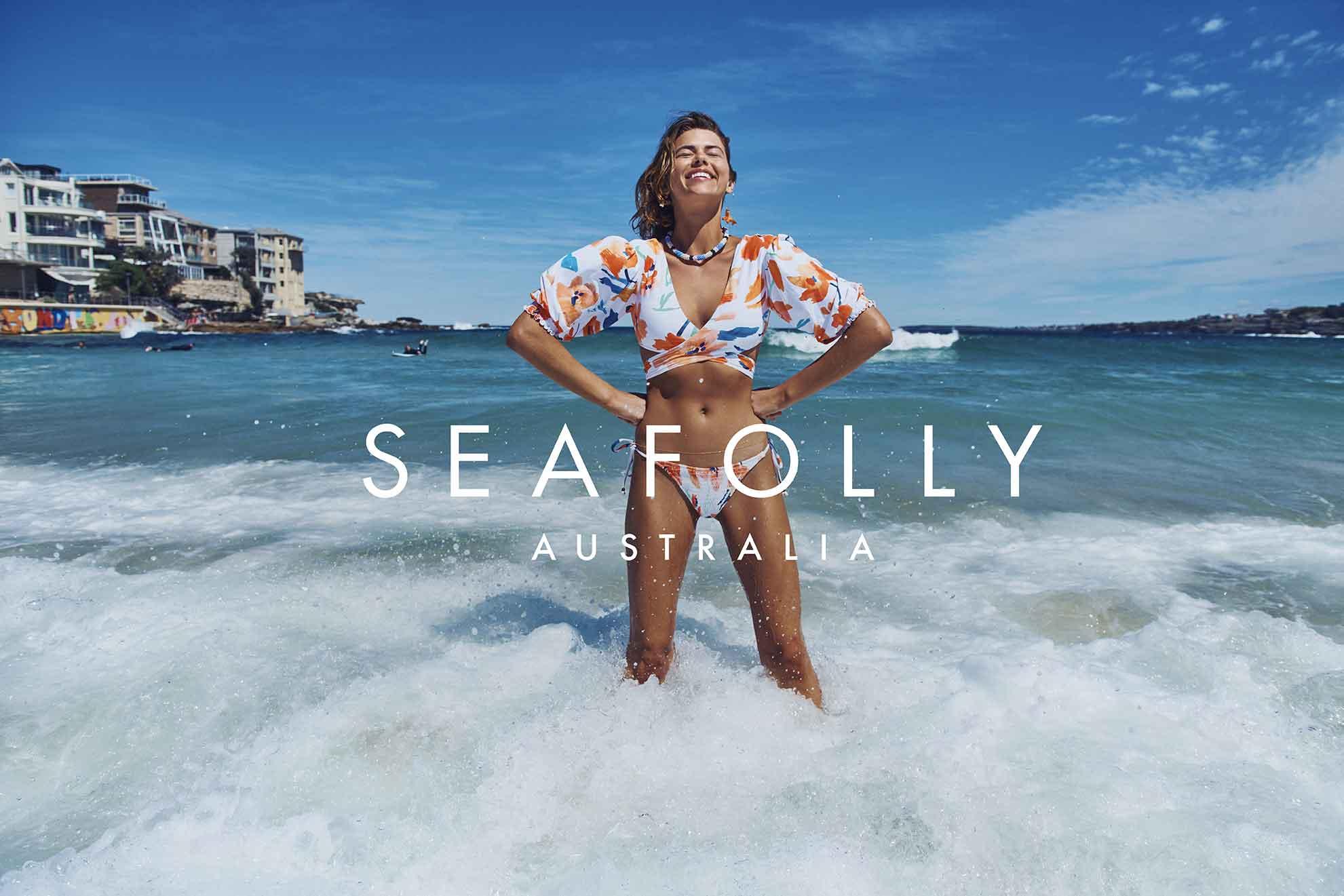 Seafolly bikini estampado 2021