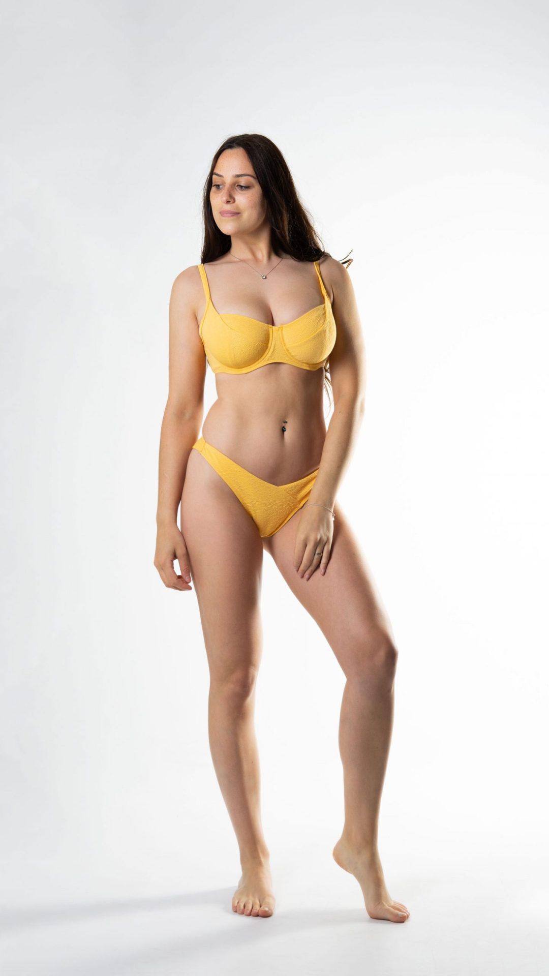 Sujetador bikini reductor copa D