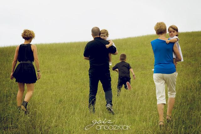 La preciosa familia de Ione