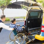 uber for disabed
