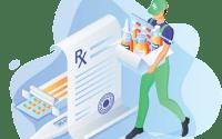 uber medicine delivery