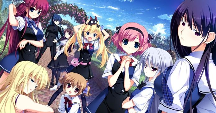 Gamers Discussion Hub The-Fruit-of-Grisaia-Grisaia-no-Kajitsu-Watch-Order-Guide 20 Best Ecchi Harem Anime With Badass Male Lead