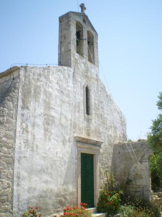 Crkvica sv. Silvestar na Biševu