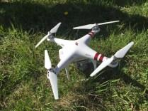 Kvadkopterkoji je snimio Gojzeke iz zraka