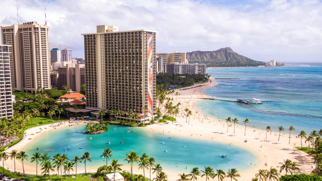 Hawaii Aerial Videos
