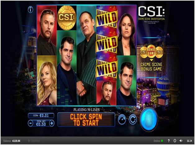 Nerdiest slots om te spelen bij Nederlandse online casino's- CSI