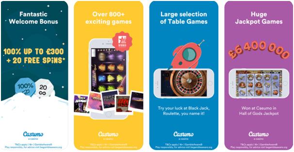 Casumo casino - online casino