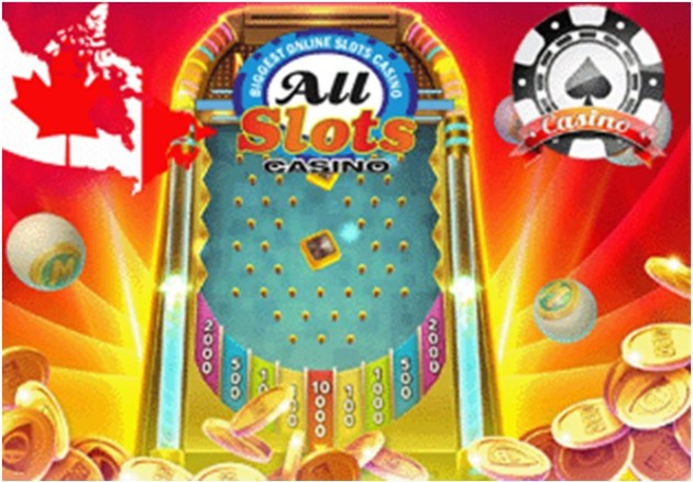 Clear Play-bonussysteem bij All Slots Casino om slim te spelen