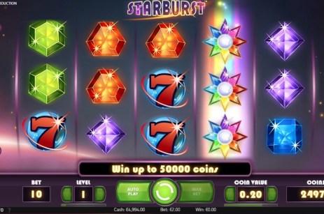Freespins Starburst Online Casino Nederland