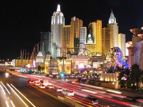 Nevada Las Vegas Gokkast Blackjack