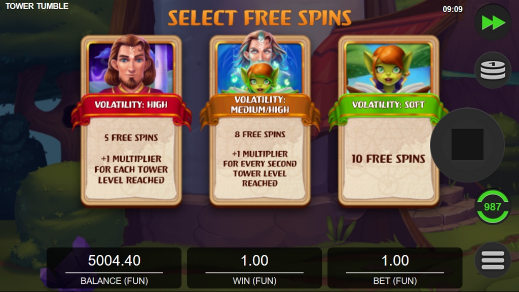 Tower Tumble Gokkast Nederlands Free Spins