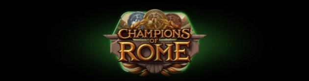 gladiators of rome gokkast nederland 2019