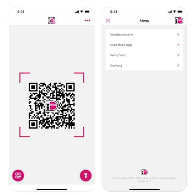 iDEAL-app voor mobiele casinostortingen