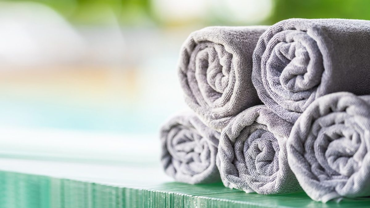 Vibrant Terry Towel - Global Expo & Summit 2019