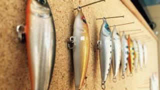 [君津]全国の釣り人必見。工房青嶋のハンドメイドルアー。