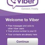 Viber-application