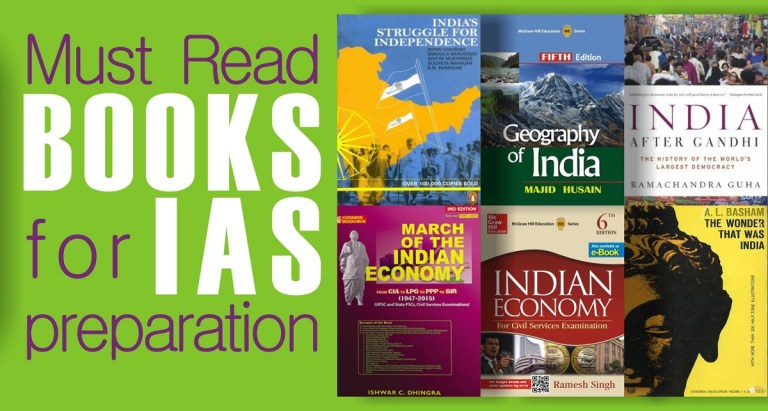 Books for UPSC Prelims